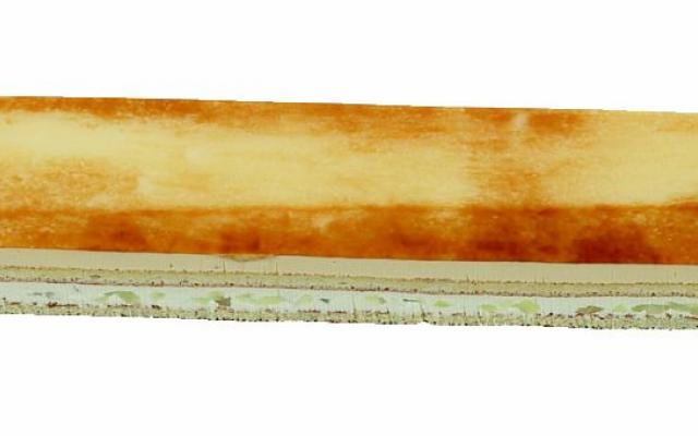 PEER-KARAMEL BAVAROIS 700GR 6ST VANDEMOORTELE (B139)