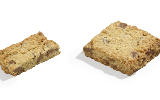 CHOCOLATE CHIP FLAPJACK 80GR 60ST PANESCO (5001288)