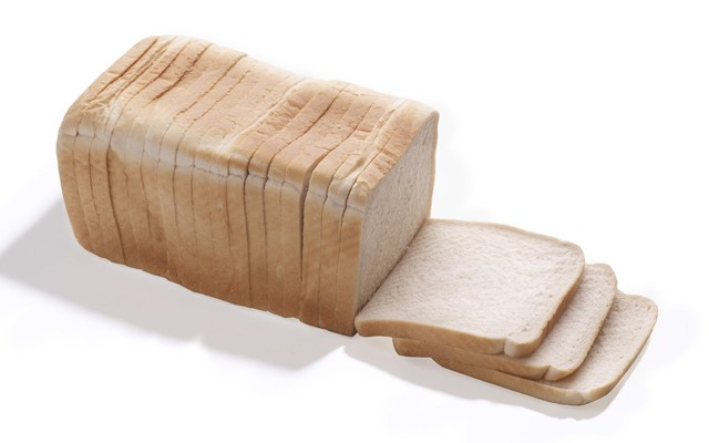 WHITE SANDWICH BREAD 800GR 10ST PANESCO (5001008)