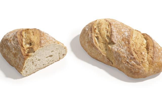 FARMERS BREAD WHITE 600GR 12ST LA LORRAINE (5001282)