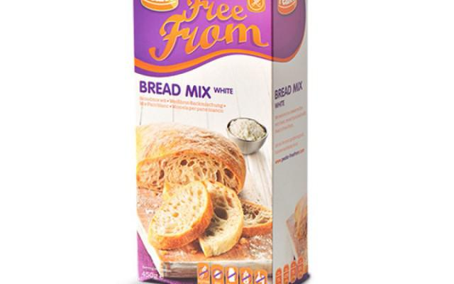 GLUTENVRIJE WITTE BROODMIX 6X450GR PEAKS (610290)