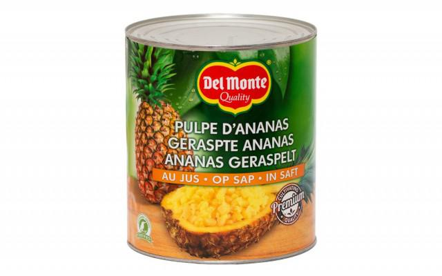 ANANAS CRUSHED 6X3KG DELMONTE (1170)