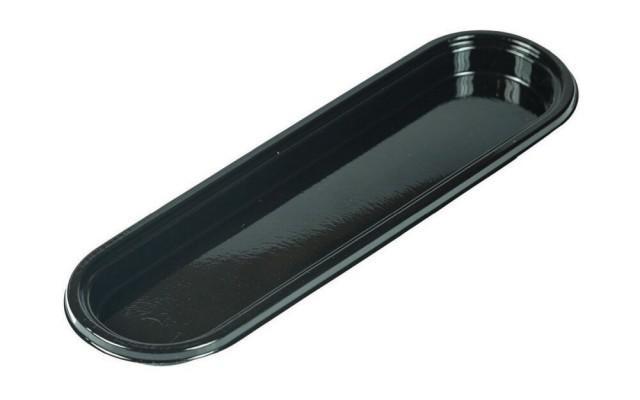 BLACK PLATES FASHION ECLAR 100ST (149189)