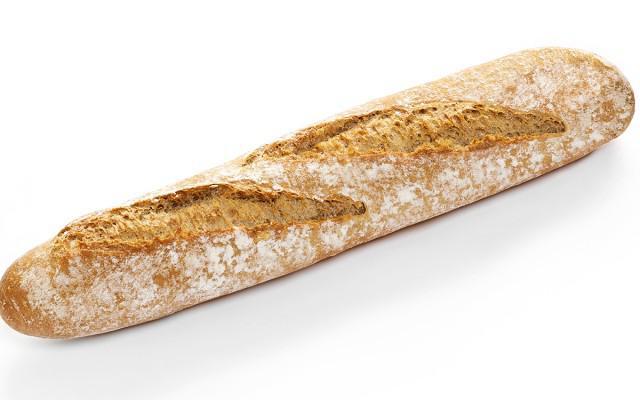 2. Bruin stokbrood