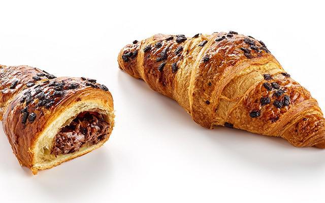 2. Gevulde croissants